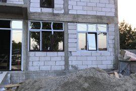 Tamplarie PVC cu geam termoizolant triplex